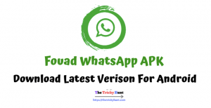 Fouad WhatsApp Mod Apk For Android