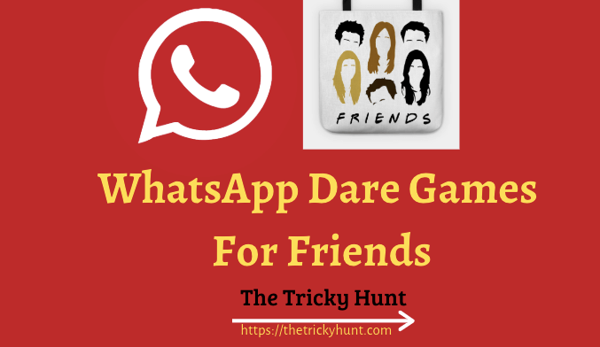 Dare Games For Friends