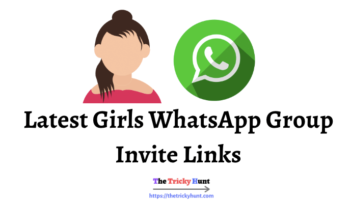 Girls WhatsApp Groups