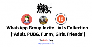 WhatsApp Group Invite Links 2020 Collection